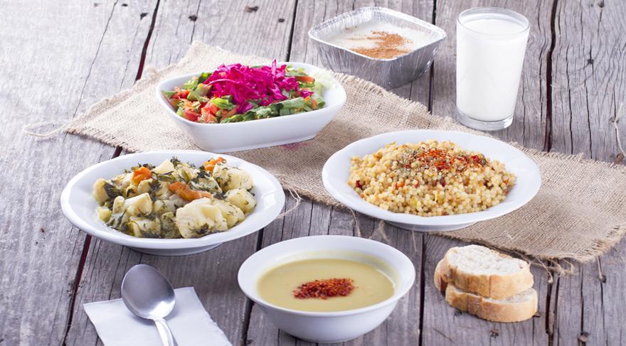 Ramazanda Sağlıklı İftar Yemeği Nasıl Olur?